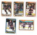 1990-91 Topps Hockey Team Set - New York Islanders