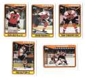 1990-91 Topps Hockey Team Set - Philadelphia Flyers