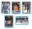 1990-91 Topps Hockey Team Set - Quebec Nordiques