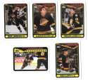 1990-91 Topps Hockey Team Set - Vancouver Canucks