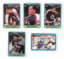 1990-91 Topps Hockey Team Set - Winnipeg Jets