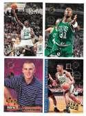 1994-95 Topps Stadium Club Members Only Parallel Basketball Boston Celtics