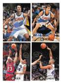 1994-95 Topps Stadium Club Members Only Parallel Basketball Cleveland Cavaliers