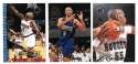 1994-95 Topps Stadium Club Members Only Parallel Basketball Denver Nuggets