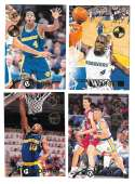 1994-95 Topps Stadium Club Members Only Parallel - Golden State Warriors