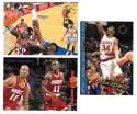 1994-95 Topps Stadium Club Members Only Parallel Basketball Houston Rockets