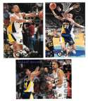 1994-95 Topps Stadium Club Members Only Parallel Basketball Indiana Pacers