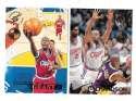 1994-95 Topps Stadium Club Members Only Parallel Basketball Los Angeles Clippers