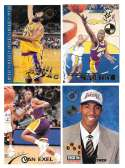 1994-95 Topps Stadium Club Members Only Parallel Basketball Los Angeles Lakers