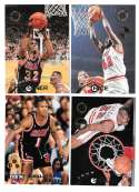 1994-95 Topps Stadium Club Members Only Parallel Basketball Miami Heat