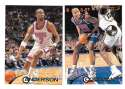 1994-95 Topps Stadium Club Members Only Parallel Basketball New Jersey Nets