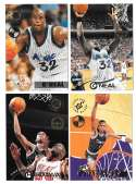 1994-95 Topps Stadium Club Members Only Parallel Basketball Orlando Magic