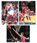 1994-95 Topps Stadium Club Members Only Parallel Basketball Philadelphia 76ers