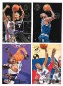 1994-95 Topps Stadium Club Members Only Parallel Basketball Sacramento Kings