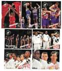 1994-95 Topps Stadium Club Members Only Basketball Super Teams 27 card set