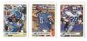 2012 Topps Magic Mini 1-275 Football Team Set - DETROIT LIONS