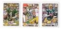 2012 Topps Magic Mini 1-275 Football Team Set - GREEN BAY PACKERS