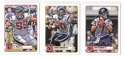 2012 Topps Magic Mini 1-275 Football Team Set - HOUSTON TEXANS