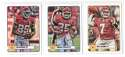 2012 Topps Magic Mini 1-275 Football Team Set - KANSAS CITY CHIEFS