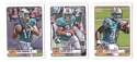 2012 Topps Magic Mini 1-275 Football Team Set - MIAMI DOLPHINS