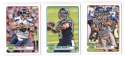 2012 Topps Magic Mini 1-275 Football Team Set - SEATTLE SEAHAWKS