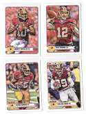 2012 Topps Magic Mini 1-275 Football Team Set - WASHINGTON REDSKINS