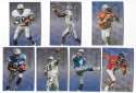 1998 Playoff Prestige Hobby Football Team Set - DETROIT LIONS