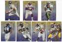 1998 Playoff Prestige Hobby Football Team Set - MINNESOTA VIKINGS