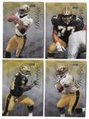 1998 Playoff Prestige Hobby Football Team Set - NEW ORLEANS SAINTS