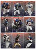 1998 Playoff Prestige Hobby Football Team Set - NEW YORK GIANTS