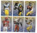 1998 Playoff Prestige Hobby Football Team Set - ST. LOUIS RAMS