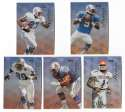1998 Playoff Prestige Hobby Football Team Set - TENNESSEE Oilers