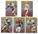 1998 Playoff Prestige Hobby Football Team Set - WASHINGTON REDSKINS