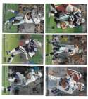 1999 Topps Stadium Club Chrome Football - DALLAS COWBOYS