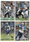 1999 Topps Stadium Club Chrome Football - TENNESSEE TITANS