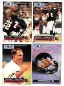 1991 Pro Set World League American Football - Birmingham Fire