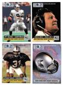 1991 Pro Set World League American Football - New York/New Jersey Knights