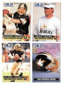 1991 Pro Set World League American Football - San Antonio Riders