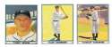 1941 Play Ball Reprints - DETROIT TIGERS Team Set