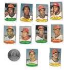 1974 Topps Stamps HOUSTON ASTROS Team set