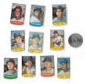 1974 Topps Stamps KANSAS CITY ROYALS Team Set