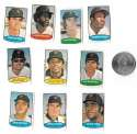 1974 Topps Stamps SAN FRANCISCO GIANTS Team Set