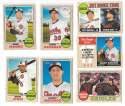 2017 Topps Heritage (1-500) - BALTIMORE ORIOLES Team Set