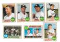 2017 Topps Heritage (1-500) - MIAMI MARLINS Near Team Set -1