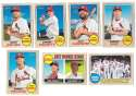 2017 Topps Heritage (1-500) - ST LOUIS CARDINALS Team Set