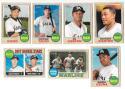 2017 Topps Heritage (1-500) - MIAMI MARLINS Team Set
