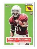 2015 Topps Heritage Football - ARIZONA CARDINALS