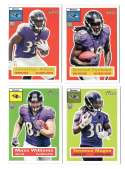 2015 Topps Heritage Football - BALTIMORE RAVENS