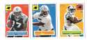 2015 Topps Heritage Football - CAROLINA PANTHERS