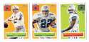 2015 Topps Heritage Football - DALLAS COWBOYS